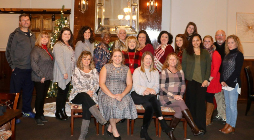 Madison Family Clinic Staff Christmas 2018